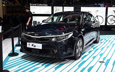 东风悦达起亚K5混动版将于6月26日上市