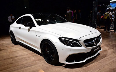 预售103万起 新AMG C 63 Coupe即将上市