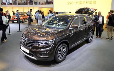 2016北京车展 雷诺新一代科雷傲发布