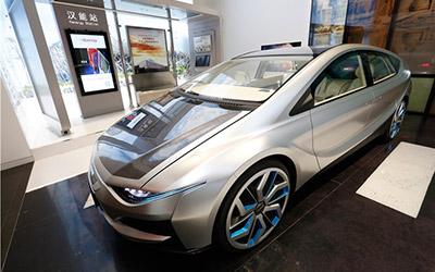 汉能 新能源汽车竞技场上的不速之客
