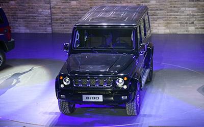 北京80车型正式上市 售价28.8-29.8万元
