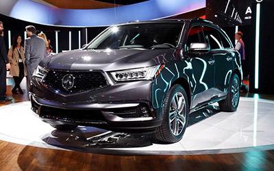 CDX上市/TLX或国产 讴歌3款新车型计划