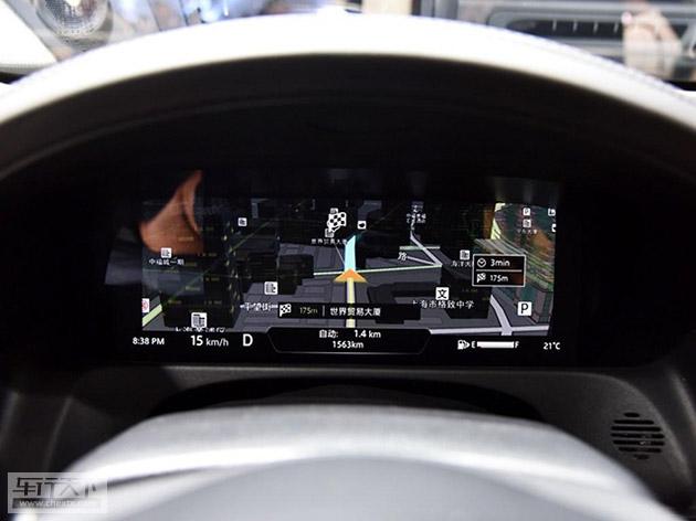 三种动力选择 捷豹XFL将于8月29日上市高清图片