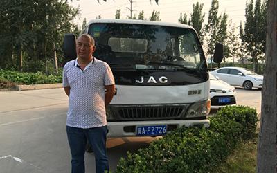 中国好司机的新选择 全新骏铃为21年零事故续航