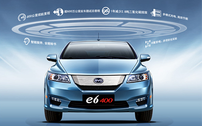 新能源汽车颠覆常规进发新领域
