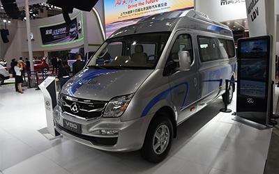 2016北京车展 上汽大通V80燃料电池版
