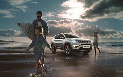 欧美专业级家庭SUV 专业与摩登的交汇 全新Jeep指南者惊艳登场