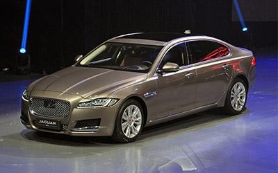 国产捷豹XFL正式上市 售价38.8万元起
