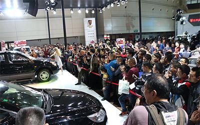 2016第九届郑州国际车展11月4日盛大开幕