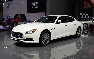 玛莎拉蒂新款总裁成都车展上市 售价146万起