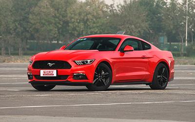 福特2017款Mustang上市 售39.98万元起