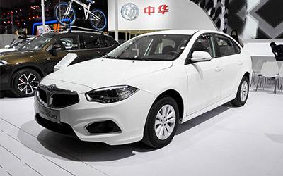 2017款中华H530正式上市 售价8.58万起