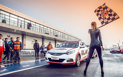 专业赛场检测报告 长安汽车冠军品质当之无愧