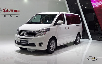 2016北京车展 东风风行F600售9.99万起