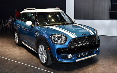 新MINI COUNTRYMAN将于2月中旬上市