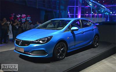 威朗轿跑/GS正式上市 售价14.59-20.59万