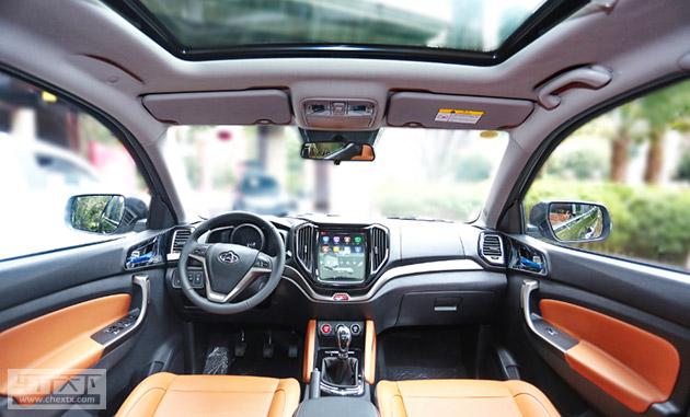新车请看这里 长安商用大7座SUV CX70T高清图片