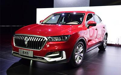 定位紧凑型SUV 宝沃BX5将于3月24日上市