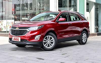 雪佛兰中型SUV探界者或于4月7日正式上市