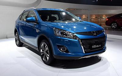 纳智捷新款优6 SUV将于4月19日上市