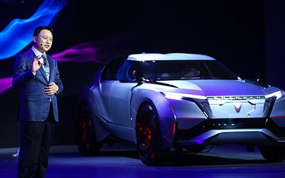 触电未来 长安汽车设计理念战略先行