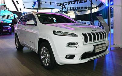外观微调 Jeep新款自由光或将于5月上市