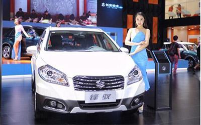 绽放年轻化风采 长安铃木亮相重庆汽车工业展