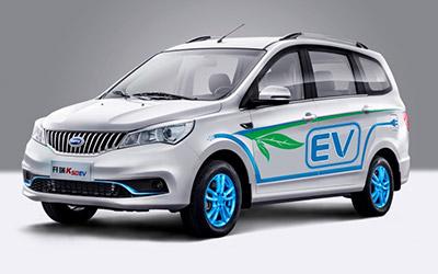 开瑞k50ev入选第七批新能源汽车推荐目录