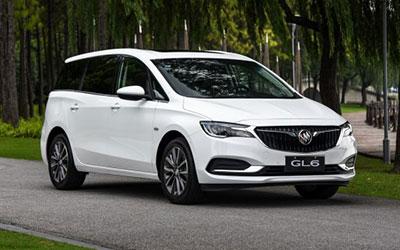 别克GL6/阅朗等五款车型于10月16日上市
