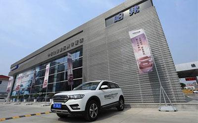 大国崛起背后的中国品牌SUV安全性较量
