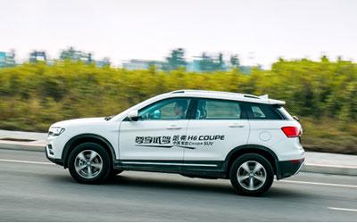 别再说中国没有Coupe文化 这款SUV用实力说话