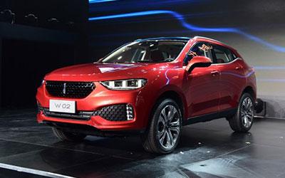 首款车明年4月上 长城全新品牌WEY发布