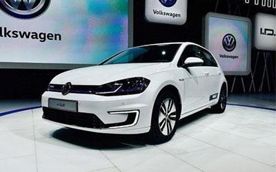 新能源的新选择 进口e-Golf 3月1日上市