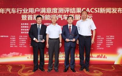 实力所在 多项权威大奖见证北京现代强大体系力