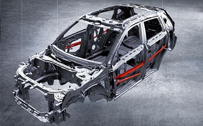 汽车安全究极解析 再谈哈弗H2双五星安全的资本