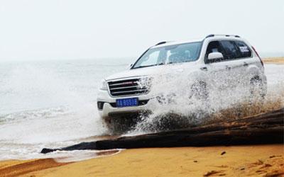 哈弗H9-8AT 中国硬派SUV代表作
