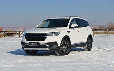 定位紧凑型SUV 众泰T500将于3月7日上市