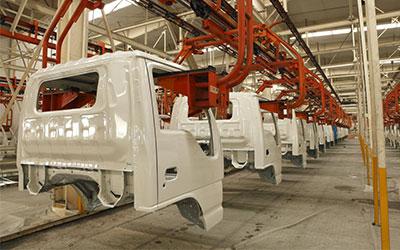 世界级工厂投产 江淮轻卡品质再上新台阶