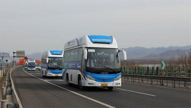 福田汽车全面发力新能源领域