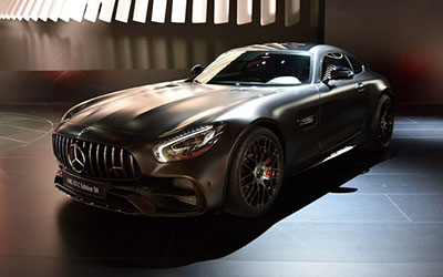 3.7秒破百 AMG GT C将于4月13日上市