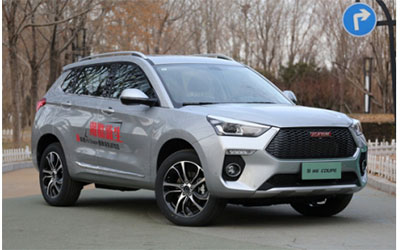 12万级SUV新领袖 新哈弗H6 Coupe成年轻人购车新宠
