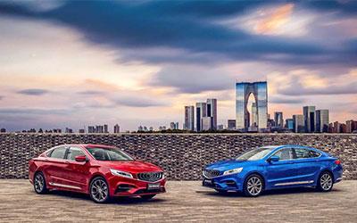 刷新汽车设计美学新高度 揭秘博瑞GE时光竞速美学_图片新闻