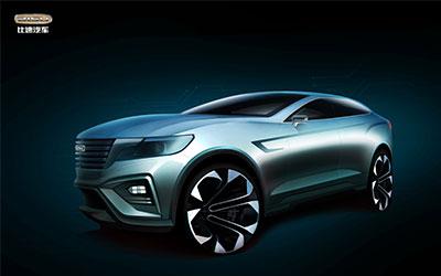 北京车展前瞻:比速发布T Concept概念车 未来感爆棚