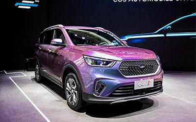 面向新城市新中产的完美座驾——COS1° 北京车展帅气登场