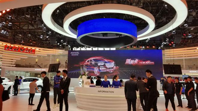 2018国际汽车展览会 - 2018年4月26日在2018年北京车展期间,哈曼国际宣布长城汽车已决定在2019年推出的智联汽车上提供哈曼远程车辆更新服务(OTA), 进一步延续两家公司之间的长期合作关系。作为三星电子旗下全资子公司,哈曼国际为汽车市场、大众消费市场和专业市场提供领先的互联技术。   中国是全球最大、最热门的智联汽车市场之一。J.