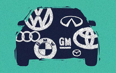 汽车广告营销路子广 下面几个汽车广告你pick谁