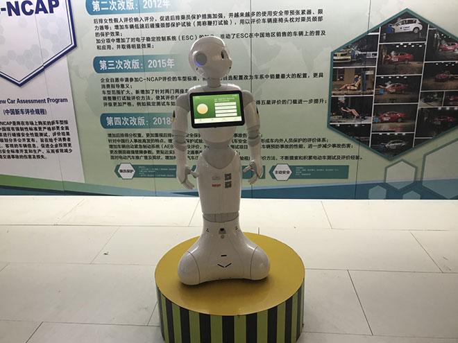 2018汽车安全中国行上汽荣威在郑州惊艳亮相
