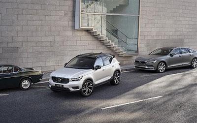 天猫看新车 都市豪华SUV沃尔沃全新XC40耀目上市