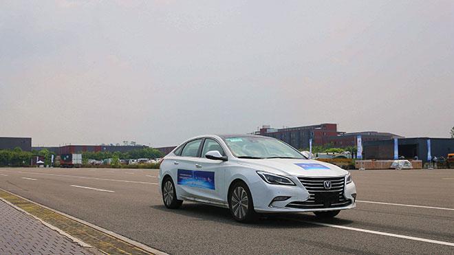 放手一搏!长安汽车征战i-VISTA自动驾驶汽车挑战赛