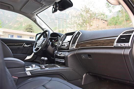 哈弗H9 硬派SUV也可以豪华舒适